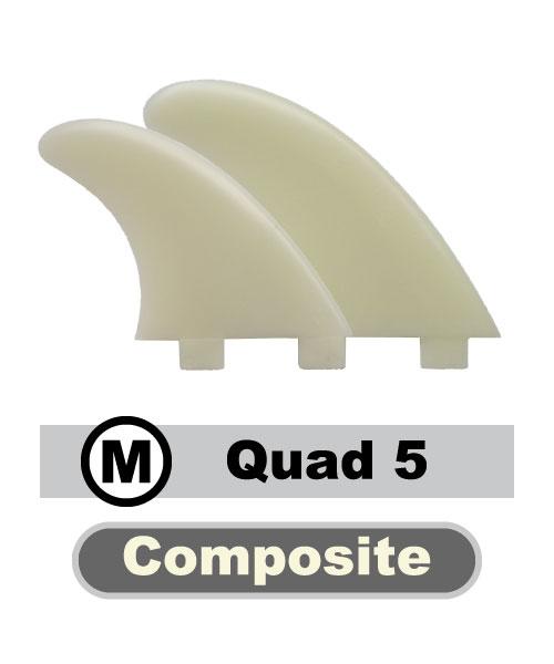 Composite-SCA-5-Quad-Finnen