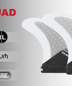 Scarfini Carbon Base FX3 Quad (M/L) 6