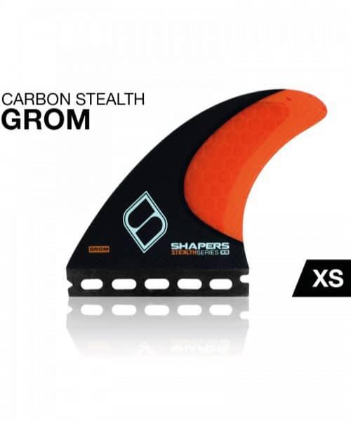 future-fins-grom-stealth-singletab-orange