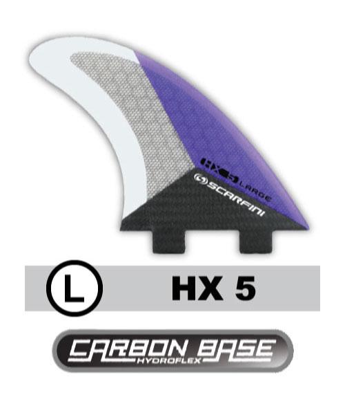 scarfini-hx-5-large-carbon-surfboard-finnen-fcs-base-fins
