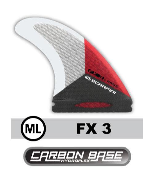 scarfini-kite-surf-board-finnen-fx-3-medium-large-carbon-future-north-base-fins