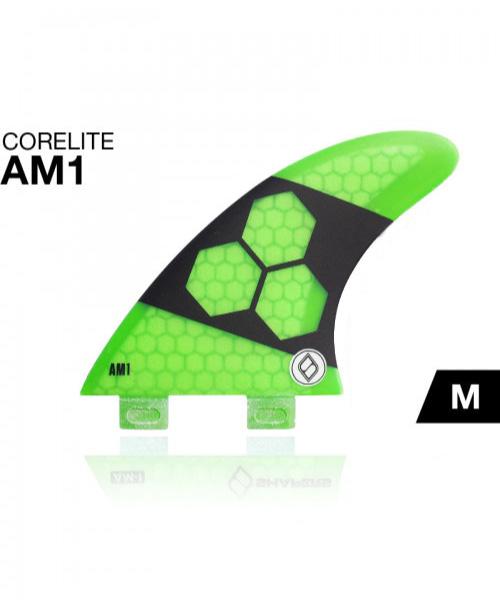 shapers-am1-corelite-al-merrick-fins-finnen-fcs