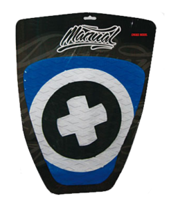 traction-surboard-deck-grip-pad-cross-white